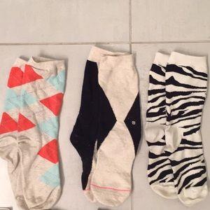 Accessories - Ten Pairs of Socks!